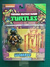 Teenage Mutant Ninja Turtles Figures Leonardo 1988 Classic Collection - 2016