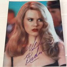 Nicole Kidman SIGNED 8x10 Photo   Looking Stunning   Beautiful