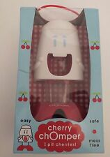 "CHERRY CHOMPER ~""I PIT CHERRIES"" ~KAPABLE KID PRODUCT By Talisman Designs ~ NIB"