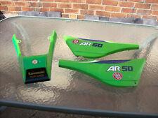 Kawasaki AR50 / AR80 side panels seat tail fairing panel side fairings barn find