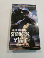Alfred Hitchcock's Strangers on a Train(Vhs 1951 British Version)