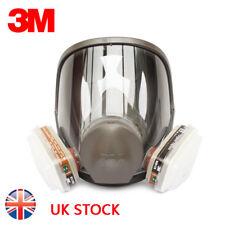 7 in 1 Original 3M 6800 Full Facepiece Reusable Respirator full face Gas Mask