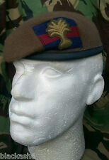 Welsh Guards Small Crown Beret & Cloth Cap Badge. Various Sizes New