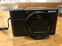 Sony Cyber-shot DSC-RX100M3 20.1 MP Digitalkamera - Schwarz