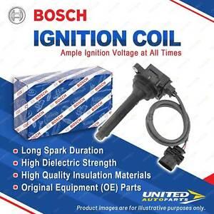 1 x Bosch Ignition Coil for Ferrari F430 575 612 4.3L 5.7L 2002-2009