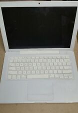 "APPLE MacBook White EARLY 2008 2.1GHz 13.3"" 1GB 120GB LAPTOP OS X lion 10.7.5"
