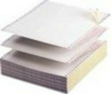 A4 2 PART LISTING PAPER NCR (WHITE/YELLOW) BOX OF 1000
