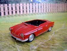 1/43 Metal 43 Handmade White Metal Model Car