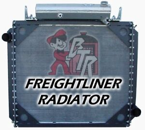 Freightliner Classic Radiator With Surge Tank