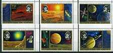 GUINEE - timbres 511/516, Copernic, Planetes, neufs**