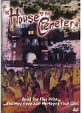 House by the Cemetery (DVD, 2002)