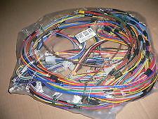 CABLAGGIO IMPIANTO ELETTRICO FIAT 500D  Wiring electric cable 34080