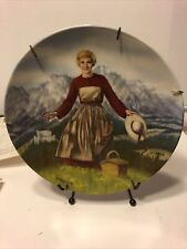 1986 Knowles Do-Re-Mi Collector's Plate #2 The Sound Of Music w/Certificate