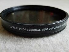 Polarizer Rotating Filter Tiffen 95C Circular for Professional Camcorders