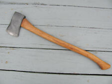 Vintage PLUMB Single Bit Backpack Camping Axe with Handle