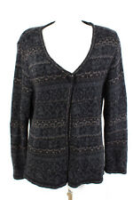 finesse Strickjacke Gr. L / 40 Wolle
