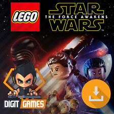 LEGO Star Wars The Force Awakens - Steam / PC & Mac Game - New