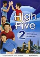 High Five vol.2 Student's+Workbook OXFORD Scuola codice:9780194603928