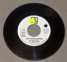Free Spirits Blue Water Mother/Cosmic Daddy 1967 Abc psych jazz 45 Larry Coryell