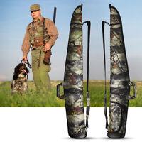 130CM Tactical Gun Bag Case 1200D Rifle Shotgun Bag Outdoor Camouflage Concealed