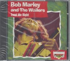 CD--BOB MARLEY AND THE WAILERS--TREAT ME RIGHT