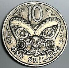 # C4771     NEW ZEALAND   COIN,    TEN  CENTS   1967