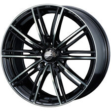 Weds SA-54R 7.0J-17 +43 4x100 Wheels rims Made in Japan for MAZDA MX-5 set of 4