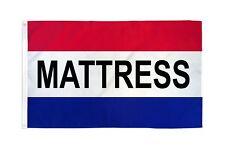 Mattress Flag 3x5 Polyester