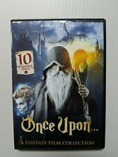 Once Upon.A Fantasy Film Collection Dvd