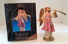 "Fontanini Temira Angel Nativity 6"" Collection, Roman Inc."