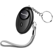 Safe Sound Personal Alarm Security Keychain with Led Light Emergency Safety