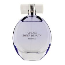 Calvin Klein Sheer Beauty Essence EDT Spray 100ml Women's Perfume