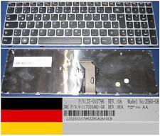 Keyboard Qwertz German LENOVO Ideapad Z560 Z560A Z565A V117020AK1 Black