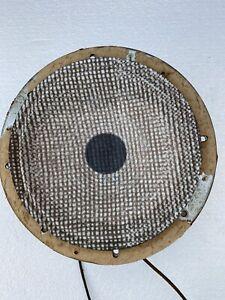 rca loud speaker MI-6234 works, bad foam