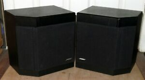 Bose 2001 Direct Reflecting Speakers. Very Good Condition.  Works Great.