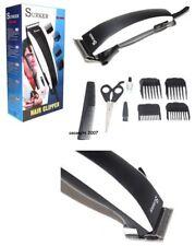 Tondeuse cheveux electrique pro avec 4 sabots fournis,huile, ciseau, peigne neuf