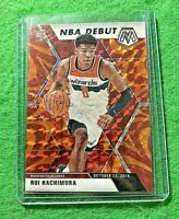 RUI HACHIMURA MOSAIC PRIZM RED ROOKIE PRIZM WIZARDS RC 2019-20 Panini Mosaic RED