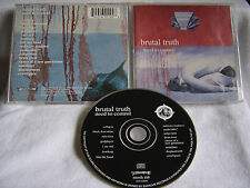 Brutal Truth - Need to Control CD EARACHE exit-13 napalm death sob boredoms sod