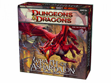 Wrath of Ashardalon - Board Game - D&D Dungeons & Dragons- New and Sealed
