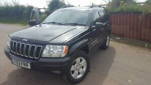 JEEP GRAND CHEROKEE 2.7 CRD RUSTY WHEEL NUT - Breaking Car