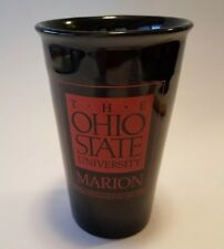 Ohio State University Buckeyes Marion Campus Double Wall Coffee Cup Tea Mug