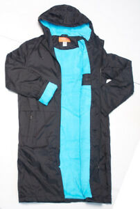 Towelling RAPPCO Swimming Parka/ Swimming Robe/SwimmingJacket/Deck Coat/ Unisex