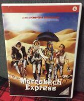 Marrakech Express DVD Gabriele Salvatores Ex Noleggio Come Foto N