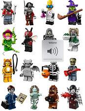 LEGO Series 14 Minifigures Monsters Skeleton Guy Banshee Zombie Halloween 🎃