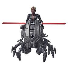 Star Wars Mission Fleet Darth Maul Sith Probe Pursuit 6cm Figure and Vehicle