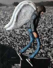 Joey Ramone in Heaven. Ramones angel wall hanger. New. Hand made by artist.