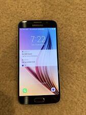 Samsung Galaxy S6 Black Sapphire 32GB Unlocked SMG920VZDA From Verizon Wireless
