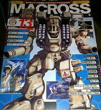 JAPAN ARTBOOK MACROSS CHRONICLE VOL 13 MACROSS ZERO MACROSS FRONTIER SDF MACROSS