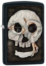 Lighter Zippo Illusion Skull