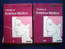 Trattato di estetica medica - V.Blini, P.Righi - 1^ Ed. Piccin 1991 - 2 Volumi